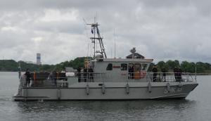 Photo of SVK 13 HOBURG ship