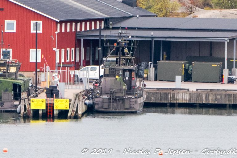 SWEDISH WARSHIP 88 photo