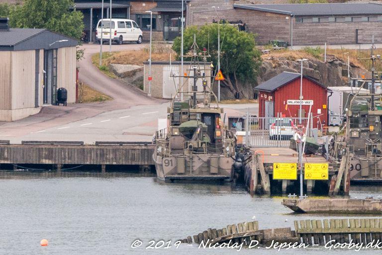 SWEDISH WARSHIP 91 photo