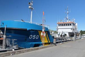 Photo of KBV 050 ship