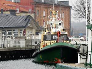 Photo of TIE ship