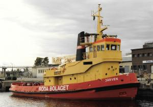 Photo of JARVEN ship