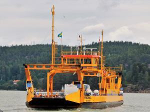 Photo of FREDRIKA ship