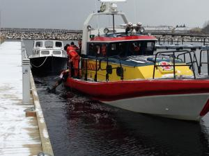 Photo of RESCUE SJOMANSHUSET ship