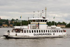 DJURGARDEN8 (IMO N/A) Photo