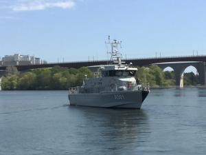 Photo of SWEDISH NAVY 501 ship