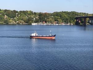 Photo of LANGBJORN ship