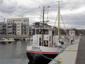 Photo of EMMA ship