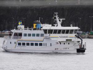 Photo of NAMDO ship