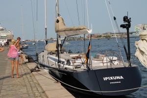 Photo of IPIXUNA ship