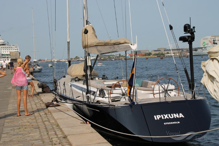IPIXUNA, Sailing vessel - Details and current position - MMSI ...