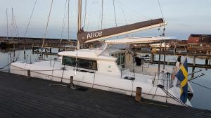 Photo of ALICE ship