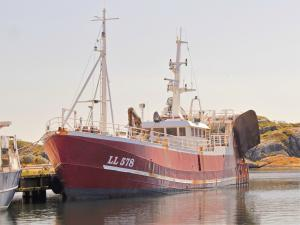 Photo of SVANVIK ship