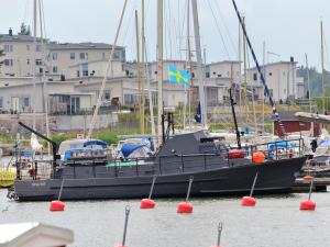 Photo of SPJUTET ship