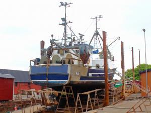 Photo of VG350 ALTHEA ship