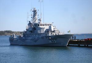 Photo of SWEDISH NAVY M73 ship