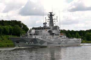 Photo of SWEDISH NAVY M77 ship
