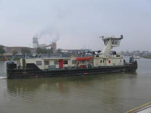Photo of TRIBEC ship