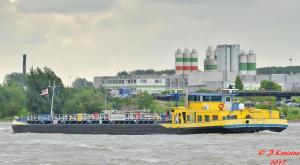 Photo of PIZ ALBRIS ship