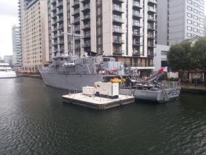 Photo of CEPHEE ship