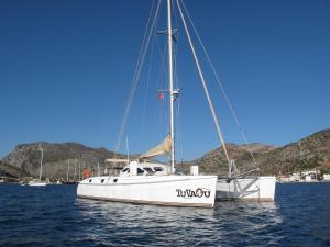 Photo of LE TUVAOU ship