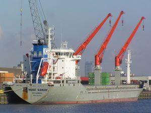 Photo of NURI SONAY ship