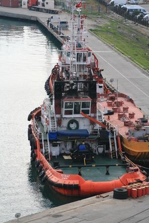 Photo of POYRAZ ship