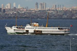 Photo of MODA ship