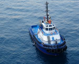 Photo of IXUS ship