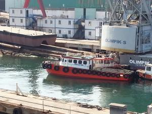 Photo of DELFIN-7 ship