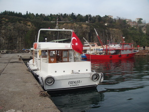 Photo of ERENLER-1 ship