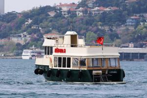 Photo of LUFER-3 ship