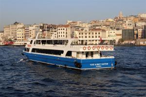 Photo of YENI AHMET KAPTAN ship