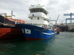 Photo of ORKOZ53 ship