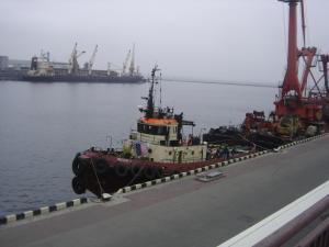 Photo of CIKLON 1 ship