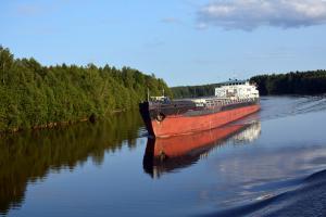 Photo of IKSHA ship