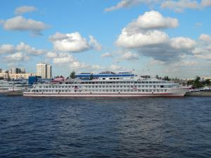Photo of MAKSIM GORKIY ship