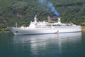 Photo of SOIUZ ship
