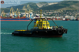 Photo of UDALOY ship