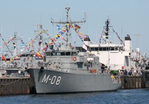 Photo of M-08 RUSINS ship