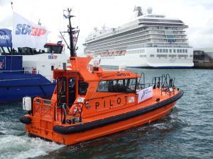 Photo of AHTO-14 ship