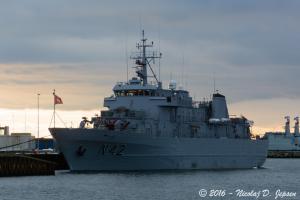 Photo of LTU WARSHIP N42 ship