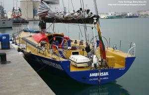 Photo of S V AMBERSAIL ship