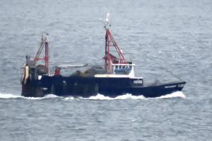 Photo of DEFENDER ship
