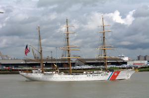 Photo of CG EAGLE ship