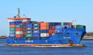 Photo of WES CARINA ship