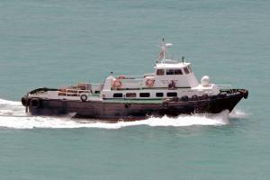 Photo of SEA KESTREL ship