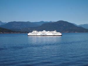 Photo of QUEEN OF COWICHAN ship
