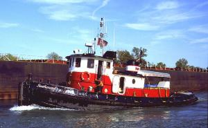 Photo of SEAHOUND ship