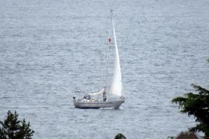 Photo of GJOA ship